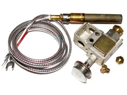 Raypak Pilot   Natural Gas - Millivolt Units   600525B
