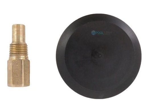 Raypak Rear Drain Plug and Cover | 005264F