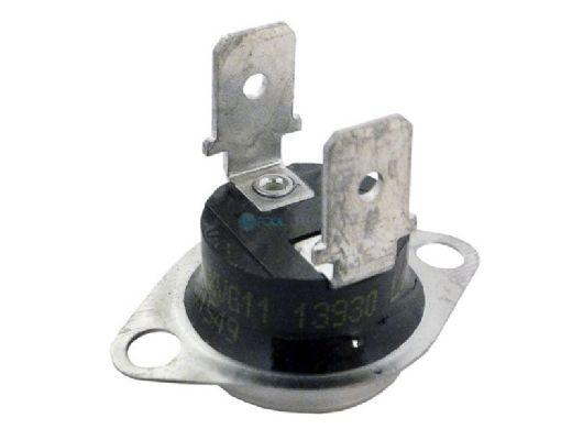 Raypak Auto Reset Thermostat 135 Degree Surface Mount | 006725F