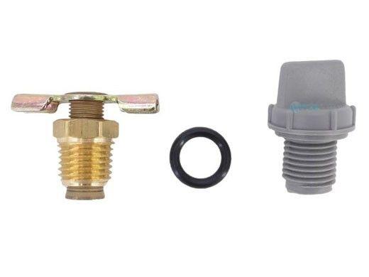 Raypak Capron Drain Plug   R185A - R405A   006721F