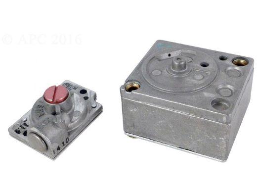 Raypak Gas Conversion Kit   Natural Gas to Propane - Millivolt Pilot   004690B