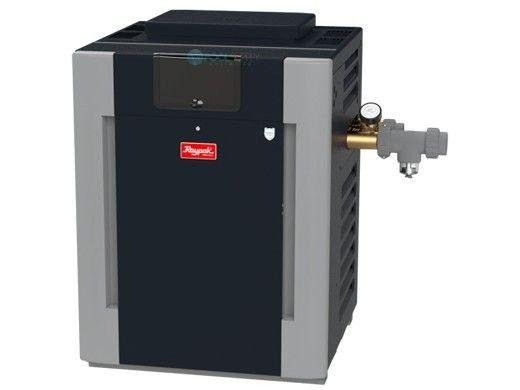 Raypak Digital ASME Propane Gas Commercial Swimming Pool Heater   200k BTU Cupro Nickel Heat Exchanger   Altitude 0-1999 Ft   C-R206A-EP-X 010210   B-R206A-EP-X #57   017411