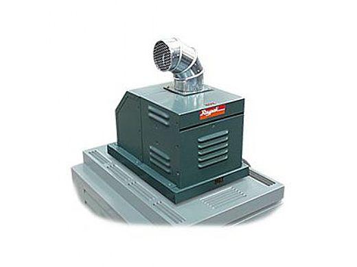Raypak D-2 Indoor Power Vent 206-267 120/240V | 009832