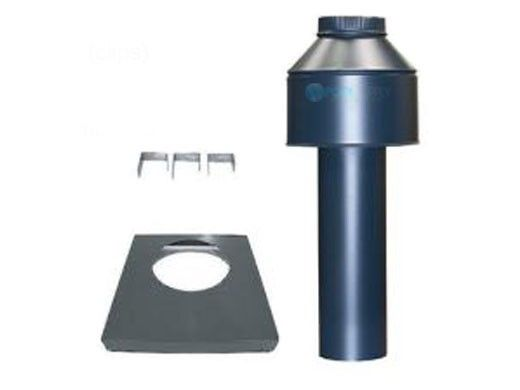 """Raypak 6"""" Outdoor Stack 206 & 207 Models Vent   009834"""