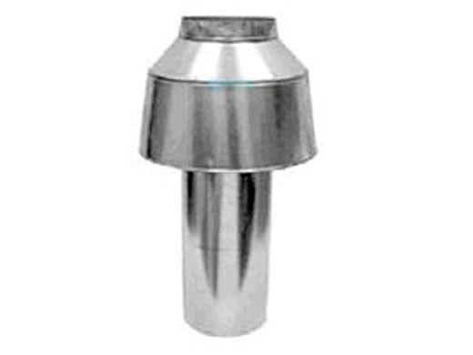 "Raypak 6"" Indoor Stack Kit 206 & 207 Vent | 009838"