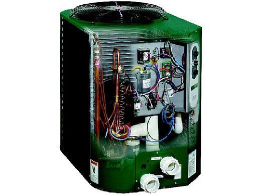 Raypak Heat Pump 95K BTU Titanium Heat Exchanger Digital Controls 013306 R5350ti-E 013312 M5350ti-E