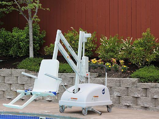 SR Smith PAL Portable Aquatic ADA Compliant Pool Lift   200-0000