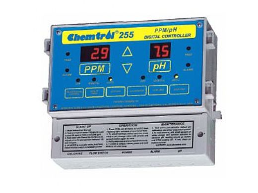 santa barbara control systems ch255The Chemtrolr 255 Ppm Ph Digital Controller Automatically Maintains #2