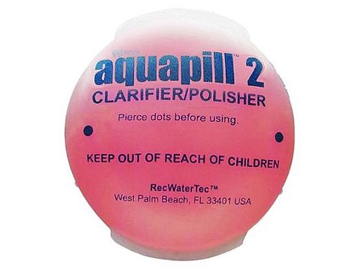 SeaKlear AquaPill #2 Clarifier Plus | Pools up to 20,000 Gallons | AP02