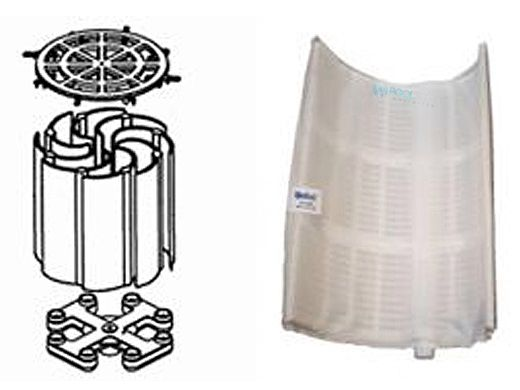 """Purex Replacement for 60 Sq Ft Filters   31-5/16"""" Tall Grids for Bottom Manifold Filters   074925 FG-1260 PXG3060 FC-9250"""