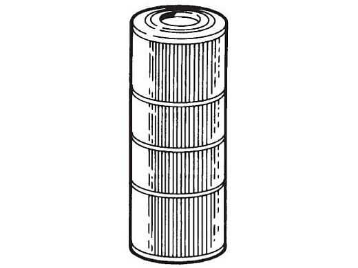 Replacement Cartridge for Hayward Star-Clear C750 75 Sq Ft Cartridge Filter   CX750RE C-7676 XLS-775 17506 PC-1250 FC-1250