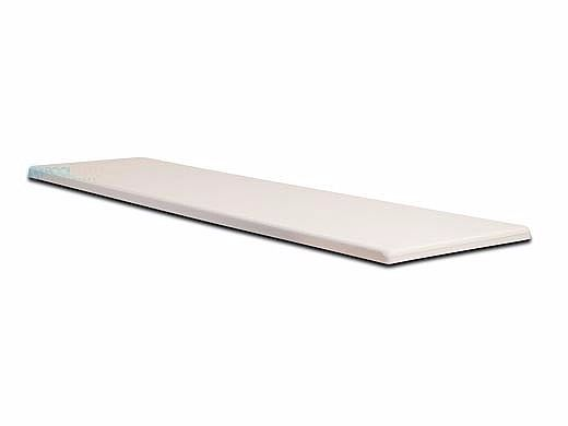 SR Smith 6 ft Frontier III Diving Board Radiant White with White Tread | 66-209-596S2