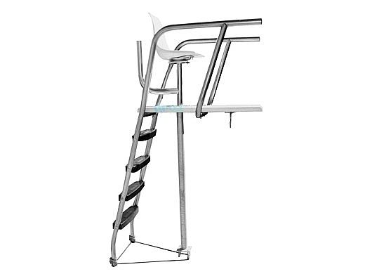 SR Smith Guardian Lifeguard Chair and Stand | UMLS-101