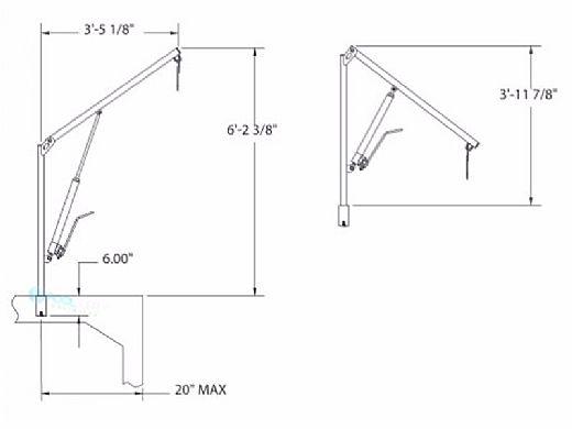 S.R. Smith | Handy Lift | HDYL-100