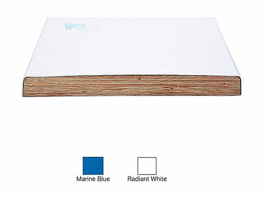 SR Smith Glas-Hide Board 6ft Radiant White with White Tread | 66-209-206S2-1