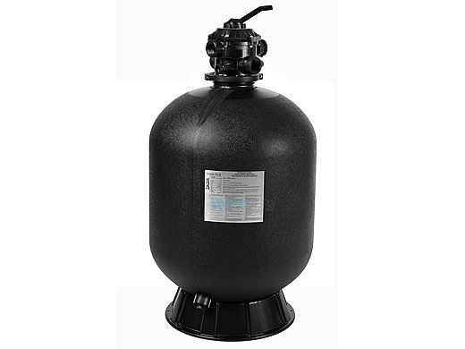 "Sta-Rite Cristal-Flo II 16"" Top Mount High Rate Sand Filter with 1.5"" Multi-Port Valve 