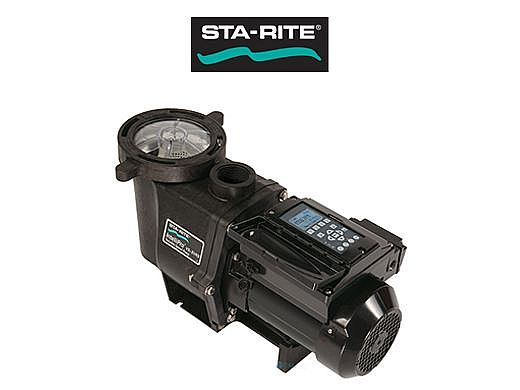 Sta-Rite IntelliPro 3HP Ultra Energy Efficient VS+SVRS Pool Pump 230V | P6E6XS4H-209L | 013002