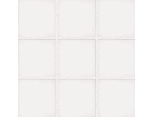 National Pool Tile Unglazed 2x2 Series #A13 | White / Biscuit | 0A1322GMS1P