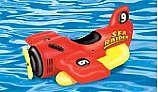 Inflatable Sea Raider Plane  Kids Ride On | 9029