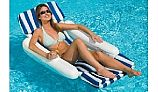 Sunchased Padded Luxury Lounge Chair | 10010