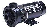 Waterway E Series Spa Pump | 2 Speed 1.0HP 115V 48-Frame Center Discharge | 3420410-15
