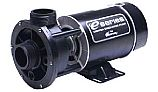 Waterway E Series Spa Pump | 1 Speed 2.0HP 115V 230V 48-Frame Center Discharge | 3410830-15