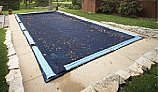 Arctic Armor Winter Cover | 12' x 20' Rectangle for Inground Pool | 8-Year Warranty | WC738
