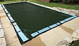 Arctic Armor Winter Cover | 12' x 20' Rectangle for Inground Pool | 12-Year Warranty | WC838