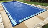 Arctic Armor Winter Cover | 12' x 20' Rectangle for Inground Pool | 15-Year Warranty | WC950