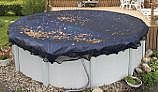 Arctic Armor Above Ground Leaf Net | 21' x 41' Oval | WC544