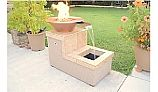 The Outdoor Plus Complete Fire and Water Pit | FPT-2000
