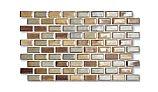 Cepac Tile Serenity Stagger Joint Series 0.5x1 Tile | Autumn Leaves | SR1-SJ