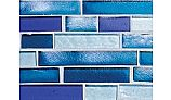 National Pool Tile Aquascapes Interlocking Glass | Capri | OCN-CAPRI IS12