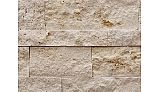 Travertine 6x24 Splitface Wall Panel | Ivory |  230-005