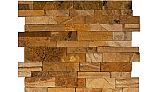 Natural Stone Ledger Panel 6x24 | Honey Wheat | Sandstone