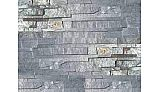 Natural Stone Ledger Panel 6x24 | Ostrich Grey | Quartzite