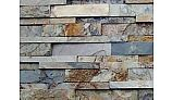 Natural Stone Ledger Panel 6x24 | Indian Autumn | Slate