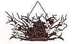 Desert Steel Pear Blossom Cake Feeder | 409-111