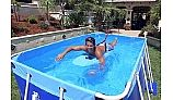 Splash-A-Round Pools Swim Gymm Portable Excercise Pool