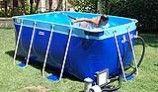 Splash-A-Round Pools Swim Gymm Exercise Pool Package   SARP-SG-KIT