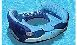 Blue Wave Drift + Escape 4-Person Inflatable Float | NT3010
