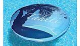 Blue Wave Drift + Escape Circular Floating Island | NT3014