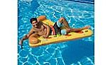 Ocean Blue Deluxe Pizza Slice Pool Lounger | 950445