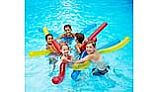 Ocean Blue Water Worms Inflatable Noodles | 950456