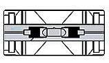 """Aqua Ultraviolet Lamp Kit For Viper 400W 3"""" Plastic   A20406"""