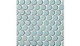 Cepac Tile Classic Rounds Series | Aqua | CR-2