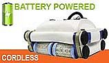 Water Tech Pool Blaster CX-1 Cordless Battery Powered Robotic Pool Cleaner   77000RR
