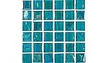 National Pool Tile Equinox 1x1 Glass Tile | Verde | EQX-EVERGREEN