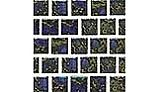 US Pool Tile  USP 1x1 Series | Terra Blue | USP-1110