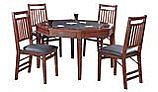 Carmelli Broadway 48-Inch Folding Poker Table & Chairs Set | NG2355